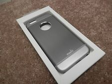 MOSHI IGLAZE PREMIUM METALLIC CASE FOR IPHONE 6 PLUS & 6s PLUS *METAL GRAY*