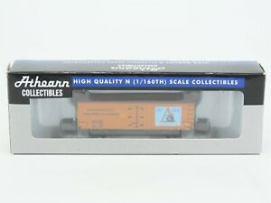 N Athearn 99324 ASX Anaheim Special NMRA/PSR LA Division Wood Ice Reefer #2008