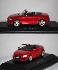 Schuco Audi TT Roadster Rouge 1/43 04781
