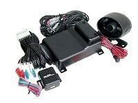 Mongoose Upgrade Car Alarm MAP80S + Impact sensor, Turbo Timer, Siren