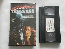 La Clinique des tenebres / vhs Cassette video / La Bestia uccide a sangue freddo