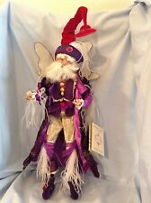 "Mark Roberts  Red Hat Fairy Large 21""  89/1000 Retired 51-55876 2005   $122.99"
