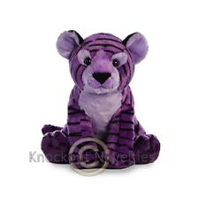 "Destination Nation Tiger Purple 12"" Toy Stuffed Doll Animal Play"