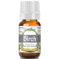 Birch Essential Oil (Premium Essential Oil) - Therapeutic Grade - 10ml