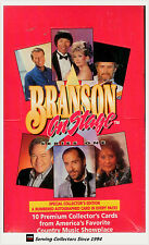 America Country Music--Branson On Stage Series 1 Red Trading Card Box (36)