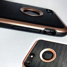 Original Apple iPhone 6 & 6S Case Extreme Element Rubberised Rugged Bronze