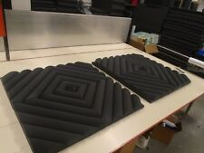 "3"" Thick Studio Acoustic Soundproofing Foam Kit 2 tiles 40"" x 40"""
