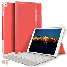 iPad Pro 10.5 Apple Protective Case Bluetooth Keyboard Smart Cover Bundle Red A+