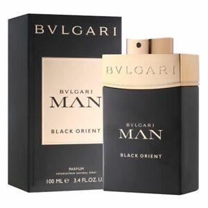 Bvlgari Man Black Orient 3.4 oz / 100 ml Eau de parfum