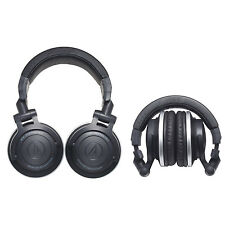 Audio Technica ATH-PRO700 MK2 Headband DJ Monitor Headphones Black Japan NEW