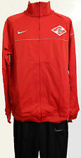 SPARTAK MOSCOW PLAYER RED BLACK TRACKSUIT BY NIKE SIZE XL BRAND NEW