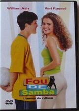 DVD FOU DE SAMBA - William ASH / Keri RUSSELL / John FORTE