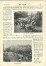 1896 Cyclists Carnival At Johannesburg Rosalind In Knickerbockers