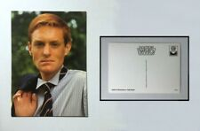 DOCTOR WHO RARE VINTAGE LARKFIELD BBC PROMOTIONAL POSTCARD TURLOUGH!