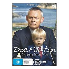 Doc Martin Complete Series Nine 9 DVD Very Good Region 4 T140