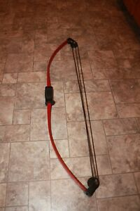 Vintage Red Bear Lass-Powdered Panda Compound Bow (Yes, it's Lass-Powdered!)