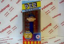 Pez Pez Boy Visitor Center Edition. with 6 packs of Pez Candy.