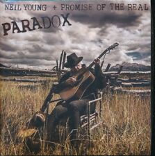 Neil Young Paradox Promise of the Real Paradox CD NEW