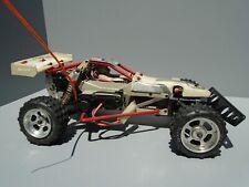 Vintage 1980s Marui Samurai 4wd 1/10 RC buggy car Kyosho Tamiya