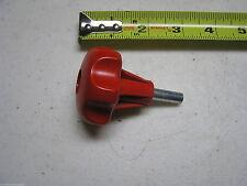 Ridgid Ryobi Table Saw Micro Adjust Knob 824355-1 TS24240 TS24241 AC1036 1119