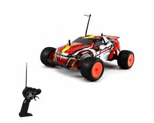 RC Remote Control Racing Buggy Truggy Car 1:18 Turbo Speed 7.5mph + Racing Tyres