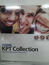 COREL KPT COLLECTION FOR KAI'S POWER TOOL PLUG-IN FILTER 5 6 7 NEW