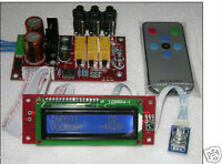 PGA2311U 3 Input Signal Switching Remote Volume Control Preamplifier Board Kit