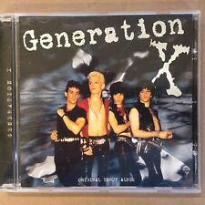 Billy Idol mit Generation X - Same -  Disky – SI 998982 - CD
