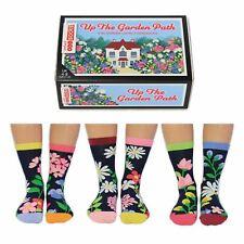 Sparkly Soft 100/% Cotton Socks Fantasy Floral Minarets Ideal Christmas Gift