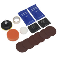 HRK01 Sealey Headlight Restoration Kit [Buffing & Polishing Kits]
