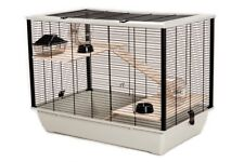 The Langham Large Rat Hamster Mouse Cage with Two Floors RRP £84.99 - Grey