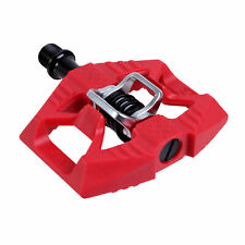 Crank Brothers Doubleshot 1 Hybrid MTB Pedals Red
