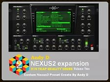 reFX Nexus 2 Andy D Trap Vol.2 Sound Bank