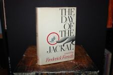 The Day of the Jackal by Frederick Forsyth 1971 1st ED HC/DJ