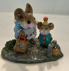 Wee Forest Folk: M-372 Mommy's Little Trickster Retired
