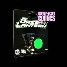 GREEN LANTERN Licensed Metal Power Ring Size 10 DC Comics IN STOCK!