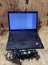 New listing Fujitsu Lifebook E547 Intel Core i3-7100U 2.40Ghz 4Gb 128 Ssd Windows 10 A236