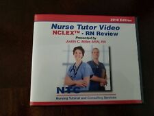 NCLEX-RN Review by Judith Miller, Complete 21 DVD Set & WORKBOOK CD