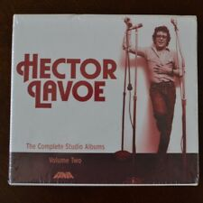 The Complete Studio Albums, Vol. 2 [Box] Héctor Lavoe Hector (4CD, 2009) SEALED