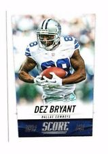 Dez Bryant 2014 Panini Score, Football Card !!