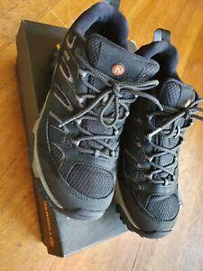 Merrell Mens Moab 2 GTX Walking Shoes - Black UK 8.5