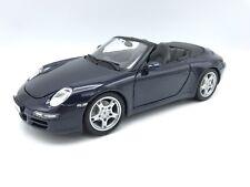 PORSCHE 911 ( 997 ) CARRERA S CABRIO - 1:18 MAISTO - UVP 49,99 €  >>NEW<<