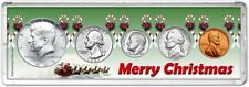 Merry Christmas Coin Gift Set for the year 1965