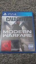 Ps4 Spiel Call of Duty Modern warfare
