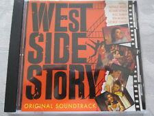 Leonard Bernstein - West Side Story - Original Soundtrack - CD no ifpi