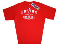 Boston Red Sox MLB Authentic Collection Short Sleeve T-Shirt Red Youth Large