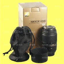 Genuine Nikon AF-S DX Nikkor 55-300mm f/4.5-5.6G ED VR Lens