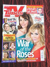 May TV Times Magazines