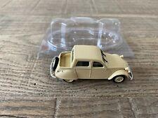 Norev 1/43 Citroën 2CV citroneta beige Les Citroëns 2CV n°51