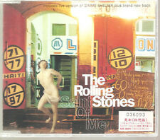 "THE ROLLING STONES ""Saint Of Me"" Japan Sample Promo CD"